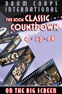 DCI 2006 Classic Countdown Movie Poster