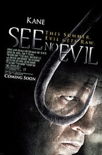 See No Evil Movie Poster