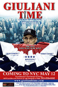 Giuliani Time Movie Poster