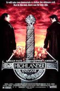 Highlander Endgame Favorite Theater Button
