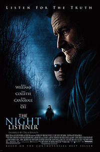 The Night Listener Movie Poster