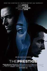 The Prestige Movie Poster