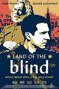 Land of the Blind Movie Poster