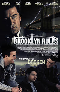 Brooklyn Rules Movie Poster