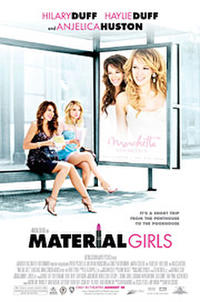 Material Girls Movie Poster