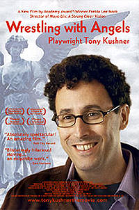 Wrestling with Angels: Playwright Tony Kushner Movie Poster