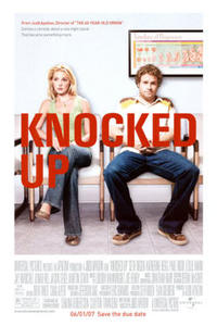 Knocked Up Movie Poster