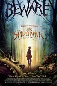The Spiderwick Chronicles Movie Poster