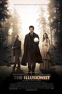The Illusionist (2006) Movie Poster