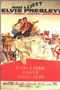 Follow That Dream / Kid Galahad Movie Poster