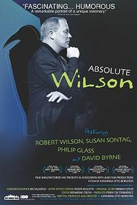 Absolute Wilson Movie Poster