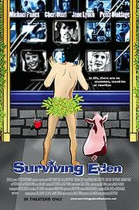 Surviving Eden Movie Poster