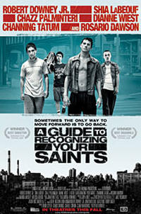 A Guide to Recognizing Your Saints (BFF) Movie Poster