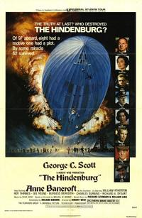The Hindenburg Movie Poster