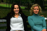 Elizabeth Reaser and Gretchen Mol in