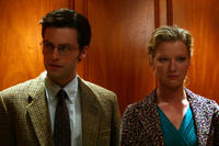 Phillip (Justin Kirk) and Grace (Gretchen Mol) in