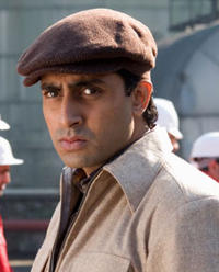 Abhishek Bachchan as Gurukant 'Guru' Desai in