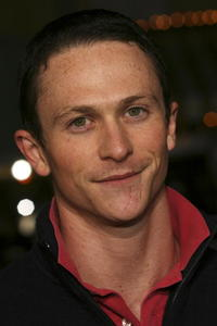 Actor Jonathan Tucker at the L.A. premiere of