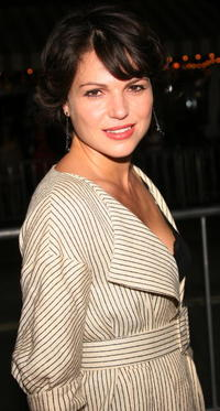 Actress Lana Parrilla at the L.A. premiere of