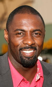 Actor Idris Elba at the L.A. premiere of