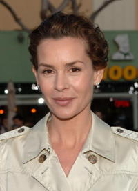 Actor Embeth Davidtz at the L.A. premiere of