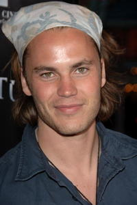 Actor Taylor Kitsch at the L.A. premiere of