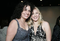 Producer Lemore Syvan and actress Carly Schroeder at the L.A. premiere of
