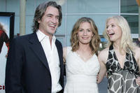 Actor Dermot Mulroney, actress/procucer Elizabeth Shue and actress Carly Schroeder at the L.A. premiere of