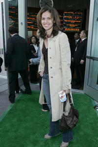 Actress Amy Brenneman at the L.A. premiere of