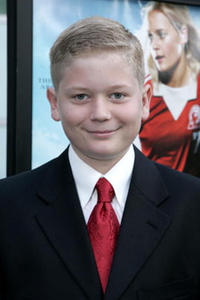 Actor Hunter Schoeder at the L.A. premiere of