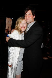 Actress Catherine O'Hara and director Mark Palansky at the L.A. premiere of