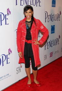 Actress Shanica Knowles at the L.A. premiere of
