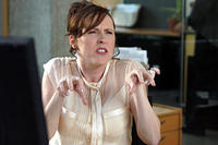 Molly Shannon as Gray's co-worker in