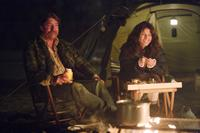 Brian Dierker as Rainey and Catherine Keener as Jan Burres in