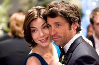Michelle Monaghan as Hannah and Patrick Dempsey as Tom in