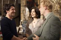 Patrick Dempsey as Tom, Michelle Monaghan as Hannah and Kevin McKidd as Colin in