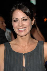 Actress Michelle Borth at the L.A. premiere of