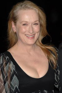Actress Meryl Streep at the L.A. premiere of