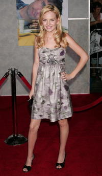 Actress Brittany Robertson at the Hollywood premiere of