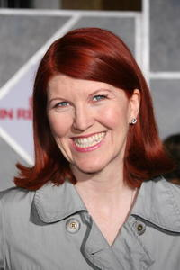 Actress Kate Flannery at the Hollywood premiere of