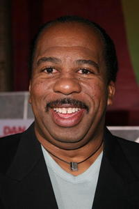 Actor Leslie David Baker at the Hollywood premiere of