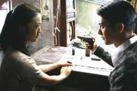 Tang Wei (left) and Wang Lee Hom (right) in