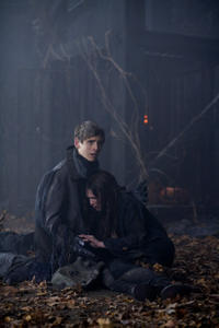 Jean Luc Bilodeau as Schraeder and Samm Todd in