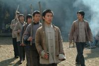 Children of Huang Shi and Guang Li as Shi Kai in