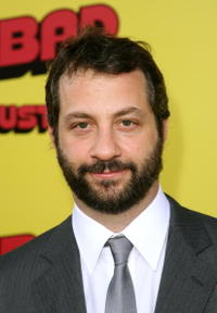 Producer Judd Apatow at the Hollywood premiere of