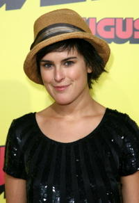Actress Rumer Willis at the Hollywood premiere of