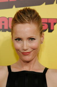 Actress Leslie Mann at the Hollywood premiere of
