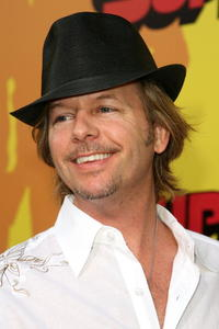 Actor David Spade at the Hollywood premiere of