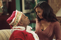 Mekhi Phifer and Sharon Leal in