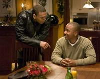 Chris Brown and Columbus Short in